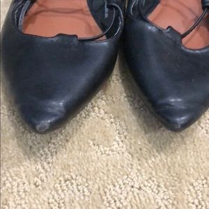 Old Navy Shoes - Bundle of two pairs lace up valet flats pointed